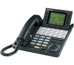 Corded Digital Phones panasonic kx t7456