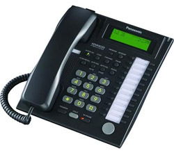 Panasonic KX T7700 Series Corded Phones KX T7736