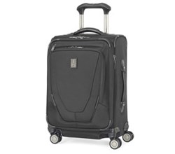 Travelpro 20 25 Inch Carry On Luggage travelpro crew 11 in carry on spinner
