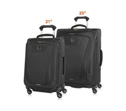 Travelpro Luggage Sets travelpro maxlite 4 21 plus 25 spinner