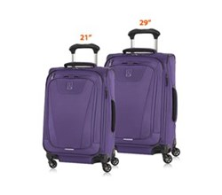 Travelpro 2 Piece Sets travelpro maxlite 4 21 plus 29 spinner