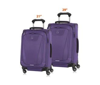 travelpro maxlite 4 21 plus 29 spinner