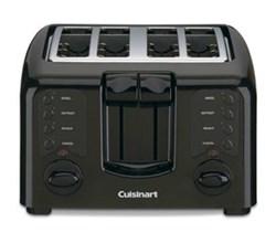 Classic Toaster cuisinart cpt 140bkfr