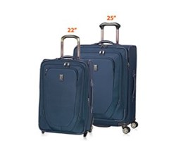 Travelpro Luggage Sets travelpro crew 10 22 inch rollaboard+25 inch spinner