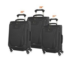 Travelpro 3 Piece Sets travelpro maxlite 4 3 piece set spinner 21 25 29