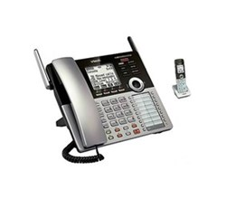 VTech two handset phones vtech cm18445 + cm18045 1