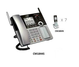 vtech cm18445   cm18045 7