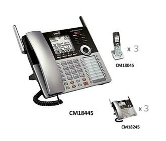 vtech cm18445 small business office bundle