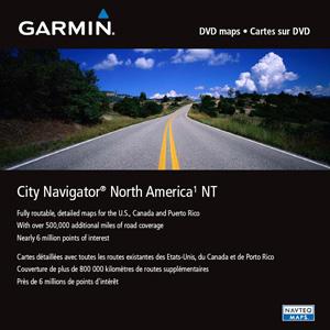 garmin City Navigator North America NT