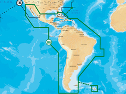 Navionic Software navionics gold central south america