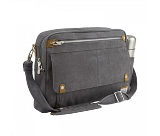 travelon anti theft heritage messenger briefcase