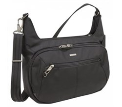 Travelon Rolling Carry On Bags travelon anti theft concealed carry hobo bag