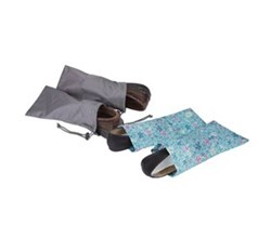 Travelon Packing Accessories 2 pairs of 2 shoe covers
