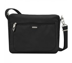 Travelon Classic Bags Travelon Anti Theft Classic Small E/W Crossbody Bag
