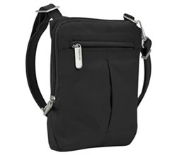 Travelon Classic Bags anti theft classic light slim mini crossbody bag