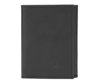 travelon safe id classic trifold wallet