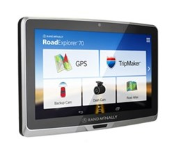 Rand McNally GPS Navigation rand mcnally road explorer 70
