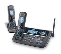Two Handset Phones uniden dect 4086 2