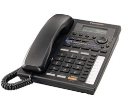 Panasonic 2 Line Corded Phones panasonic kx ts3282b