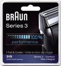 Braun Series 3 Contour Mens Shavers braun 31s
