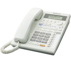 Panasonic 2 Line Corded Phones panasonic kx ts3282w