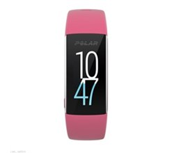 Polar Fitness polar a360 with heart rate monitor pink
