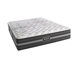Simmons Beautyrest King Size Luxury Extra Firm Top Mattresses Calista King XF Mattress N