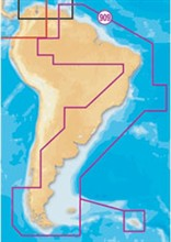 Navionics Caribbean and South America Maps navionics platinum south america east lowrance