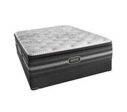 Simmons California King Size Luxury Firm Pillow Top Comfort Mattresses simmons katarina calking lfpt std set