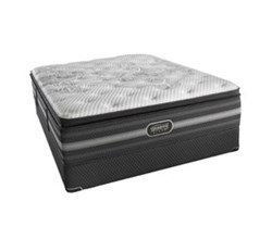 Simmons Beautyrest Queen Size Luxury Plush Comfort Mattress and Box Spring Sets simmons katarina queen pl std set