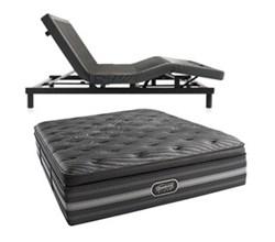 Simmons California King Size Luxury Firm Pillow Top Comfort Mattresses simmons natasha