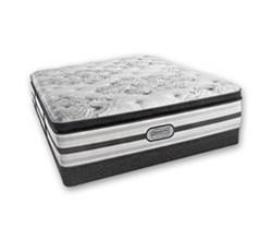 Simmons Beautyrest Twin Size Luxury Plush Plillow Top Comfort Mattress and Box Spring Sets simmons doris