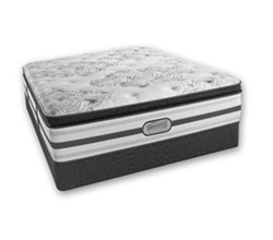 Simmons Beautyrest King Size Luxury Plush Pillow Top Comfort Mattress and Box Spring Sets simmons doris
