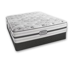 Simmons Beautyrest California King Size Luxury Plush Comfort Mattress and Box Spring Sets simmons beatrice calking pl std set