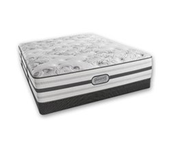 Simmons King Size Luxury Firm Comfort Mattresses simmons beatrice king lf low pro set