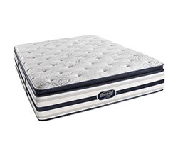 Simmons Beautyrest Twin Size Luxury Plush Pillow Top Mattresses Ford Twin PPT Mattress