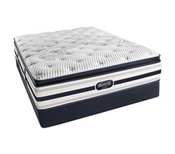 Simmons Beautyrest Twin Size Luxury Firm Plillow Top Comfort Mattress and Box Spring Sets Ford Twin LFPT Std Set