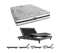 Simmons Beautyrest Mattress and Adjustable Base Bundles Shop By Adjustable Base North Hanover