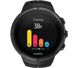 Suunto Spartan spartan ultra all black titanium