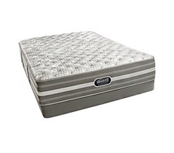 Simmons Beautyrest King Size Luxury Extra Firm Comfort Mattress and Box Spring Sets simmons shorecliffs king uf low pro set