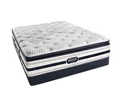 Simmons Beautyrest California King Size Plush (Medium) Pillow Tops  Simmons Beautyrest Ford Cal King Size Luxury Firm Pillow Top Mattress