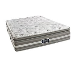 Simmons Beautyrest Twin Size Luxury Firm Pillow Top Comfort Mattress Only simmons salem twinxl lfpt mattress