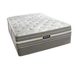 Simmons Beautyrest King Size Luxury Firm Comfort Mattress and Box Spring Sets Smyrna King LF Std Set