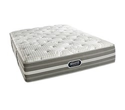 Simmons Beautyrest California King Size Luxury Firm Comfort Mattress Only Smyrna CalKing LF Mattress