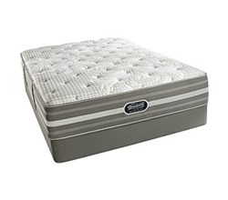 Simmons Beautyrest California King Size Luxury Firm Comfort Mattress and Box Spring Sets Smyrna CalKing LF Std Set