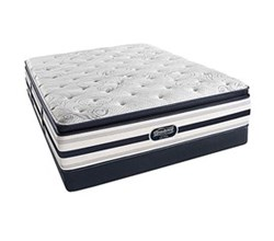 Simmons Beautyrest Twin Size Luxury Plush Plillow Top Comfort Mattress and Box Spring Sets simmons fair lawn twin ppt low pro set
