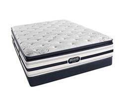Simmons Beautyrest Twin Size Soft Pillow Tops  Simmons Beautyrest Fair Lawn Twin Size Plush Pillow Pillow Top Mattress
