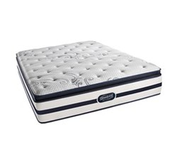 Simmons Beautyrest Queen Size Luxury Firm Pillow Top Comfort Mattress Only N Hanover Queen LFPT Mattress N