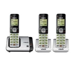 VTech Cordless Wall Mountable Phones   vetch cs6719 3