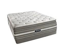 Simmons Beautyrest California King Size Plush (Medium) Pillow Tops  Simmons Beautyrest Smyrna Cal King Size Luxury Firm Pillow Top Mattress
